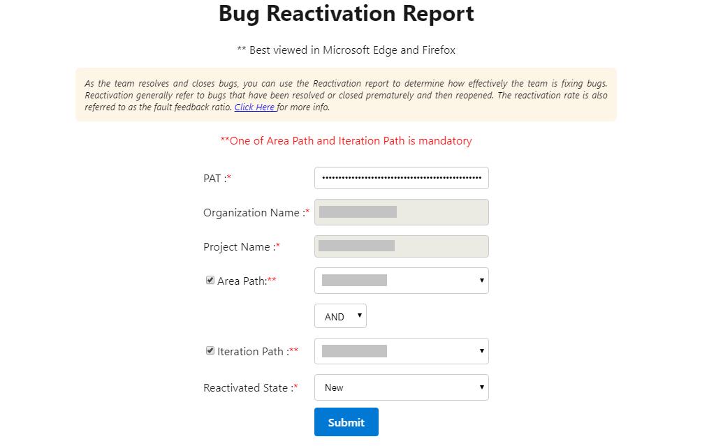 BugReactivationReport
