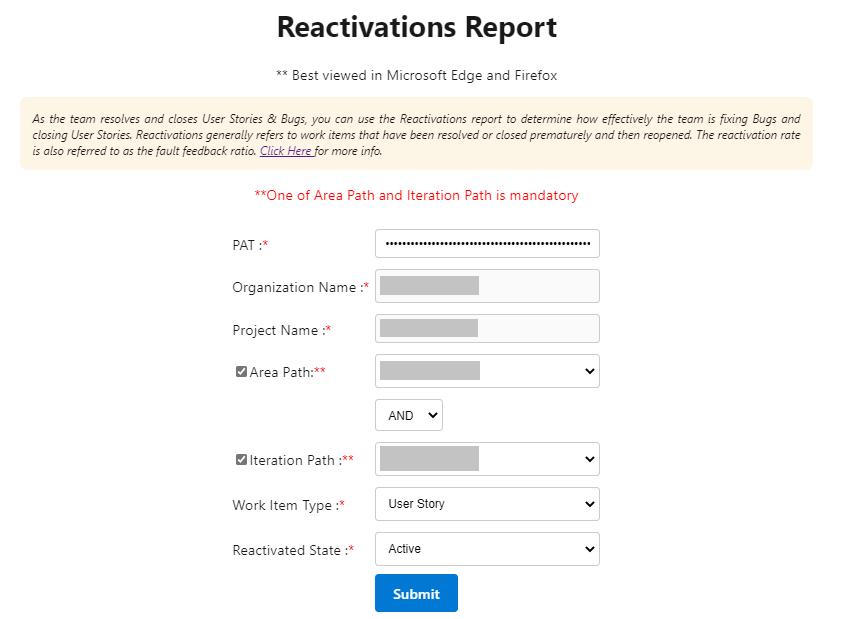 ReactivationsReport